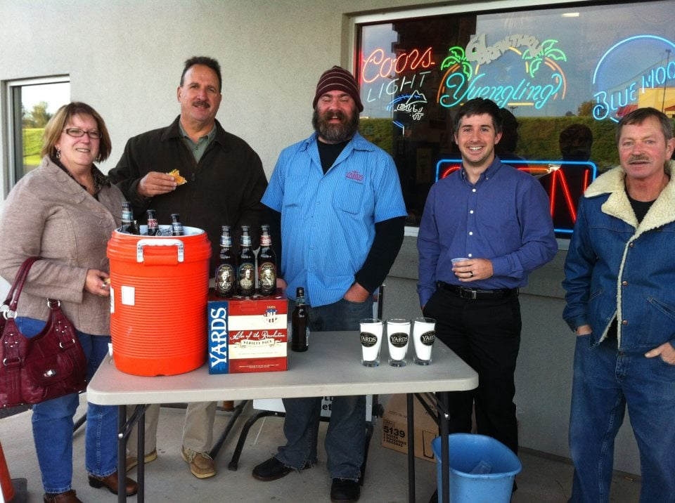 61 Brew Thru: 5479 Pottsville Pike, Leesport, PA