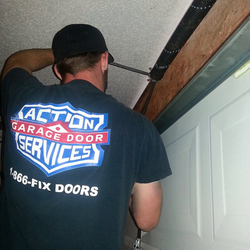 action garage doorAction Garage Door  Garage Door Services  11215 St Johns