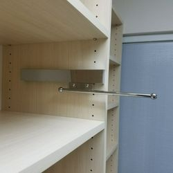 Photo Of American Built In Closets   Sunrise, FL, United States. Valet Rod