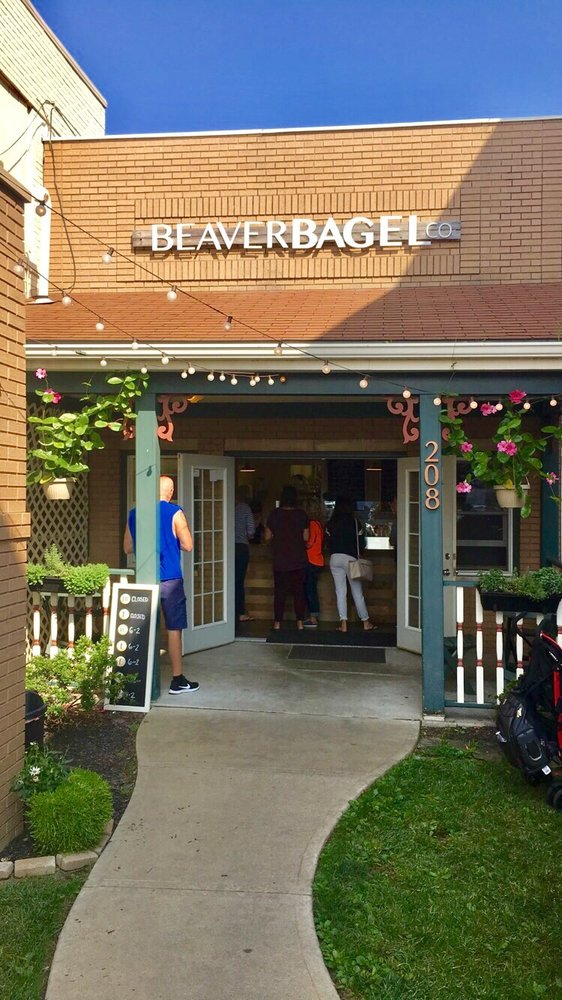 Beaver Bagel Company: 208 Bridge St, Beaver, PA