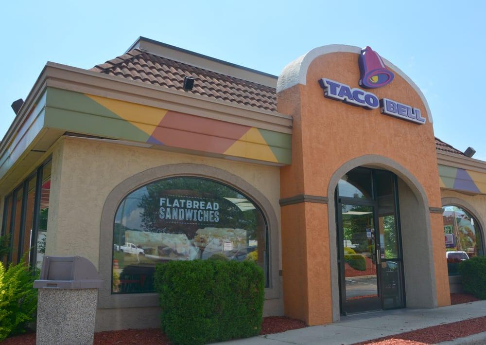 Taco Bell: 872 Brevard Rd, Asheville, NC