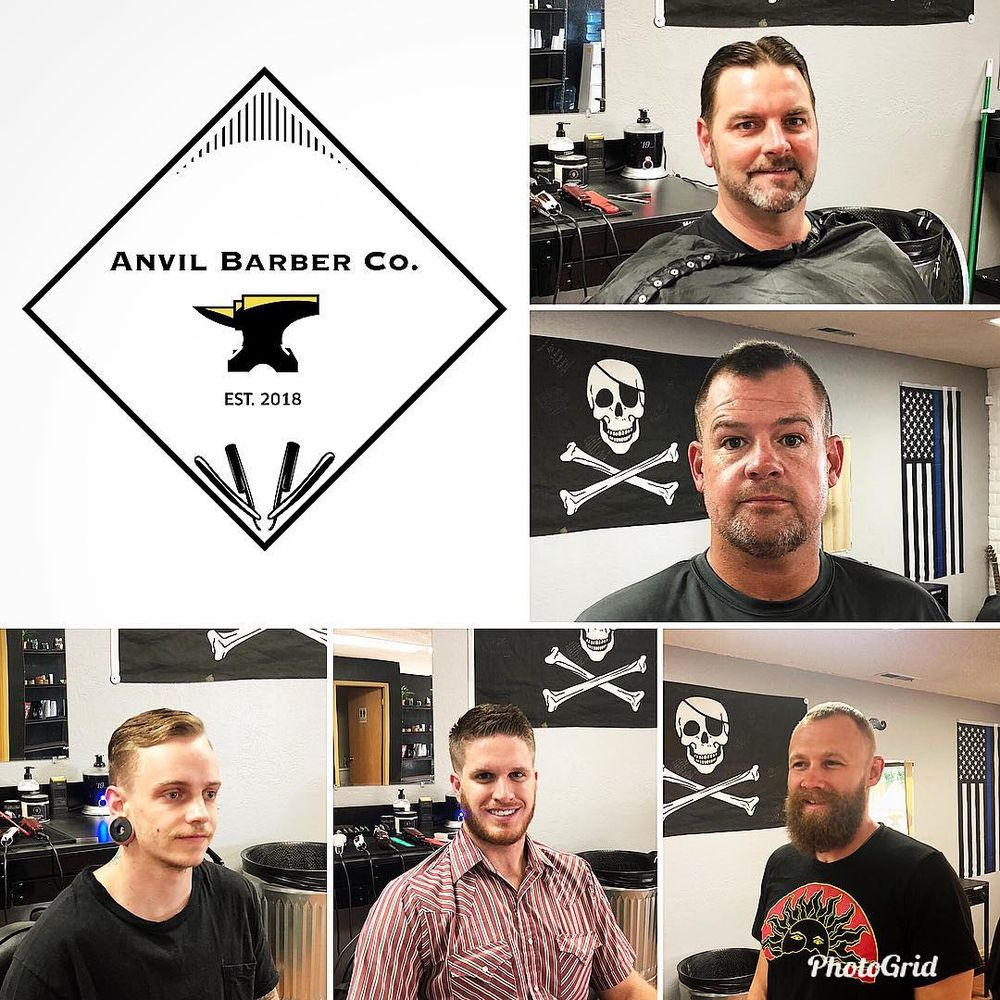 Anvil Barber Co.: 52 E Main St, American Fork, UT