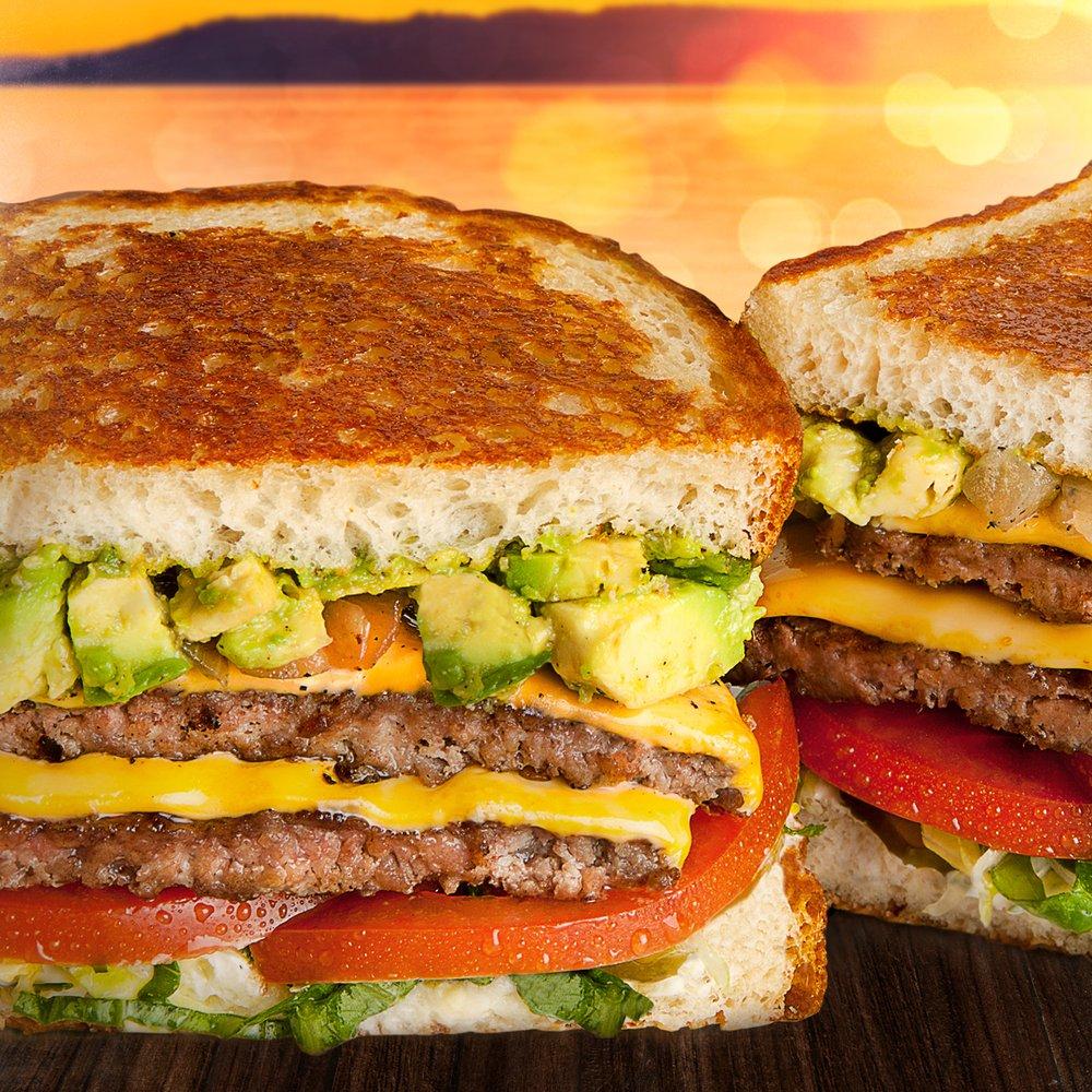 The Habit Burger Grill: 1205 W Renaissance Pkwy, Rialto, CA