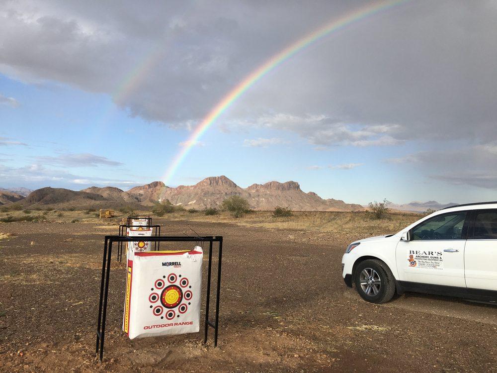 Bear's Archery Guns & Prospecting: 2150 N Kiowa Blvd, Lake Havasu City, AZ