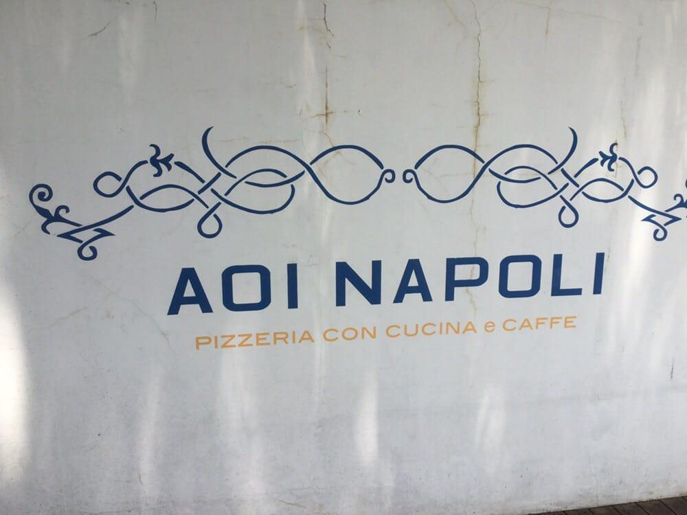 青いナポリ
