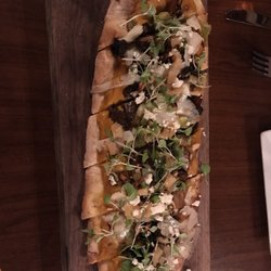 photo of the trapp door gastropub emmaus pa united states mushroom flatbread - Emmaus Canape