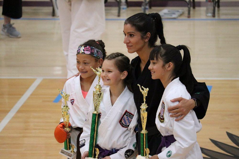 Mountain Eagle Karate Academy: 1704 Moon St NE, Albuquerque, NM
