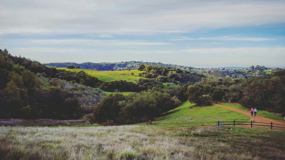 Edgewood Park Natural Preserve Redwood City Ca