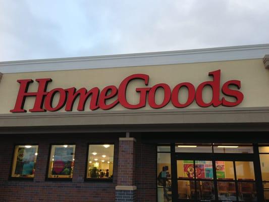 HomeGoods 7435 France Avenue S Centennial Lakes Plaza Edina MN Chairs Retail