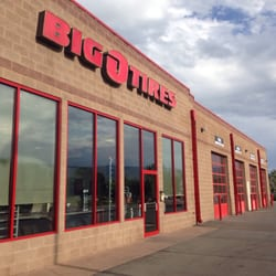 Photo Of O Tires Canon City Co United States Side Entrance