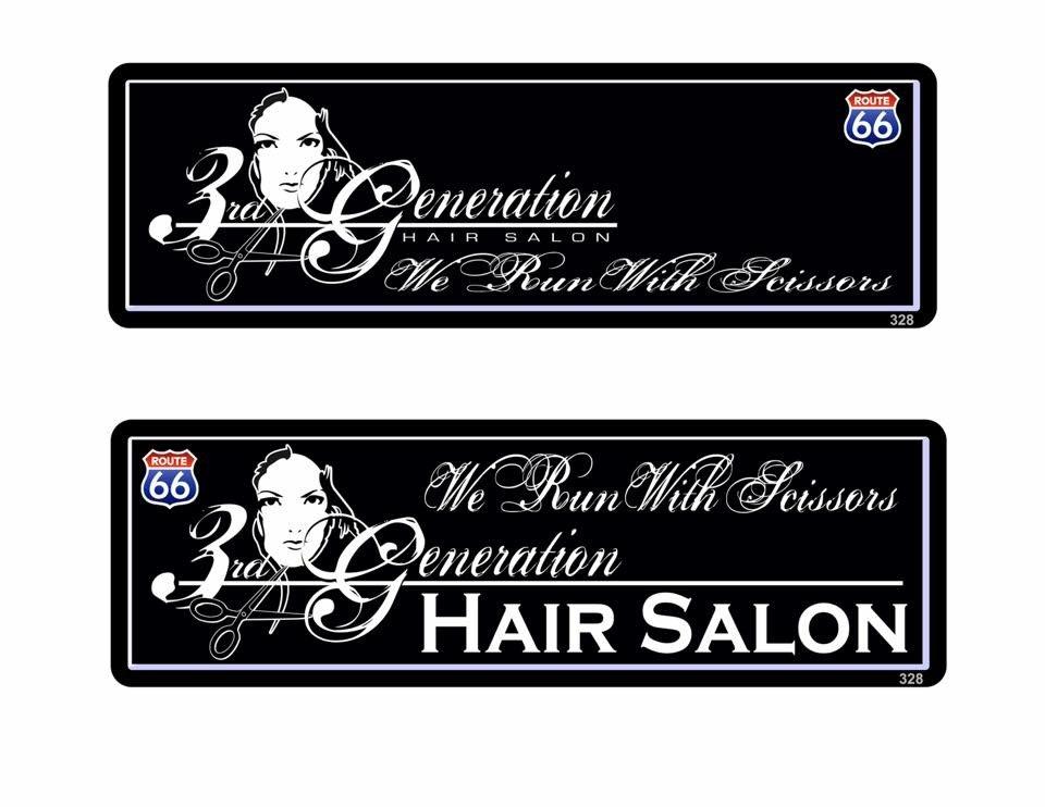 3rd Generation Hair Salon: 706 W Washington St, Cuba, MO