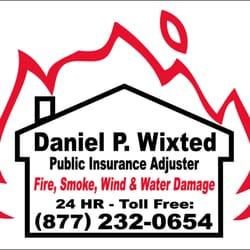 Daniel P Wixted Public Insurance Adjuster - Insurance - 20 ...