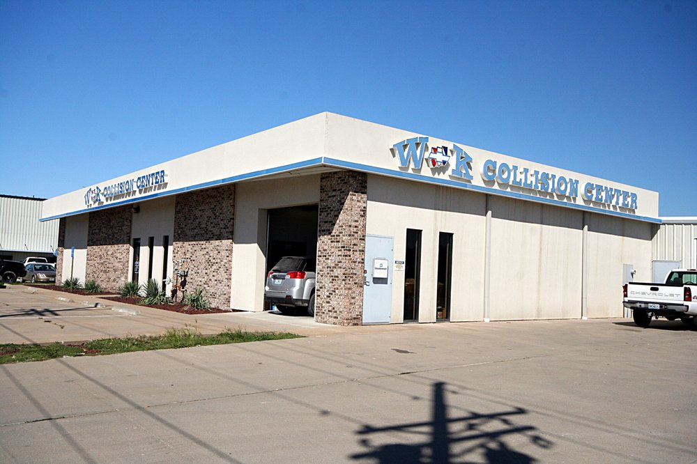 W K Collision Center: 211 Thompson Rd, Sedalia, MO