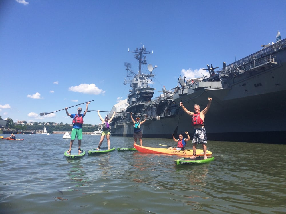 Resilience Paddle Sports: 1301 Sinatra Dr N, Hoboken, NJ