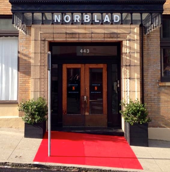 Norblad Hotel: 443 14th St, Astoria, OR