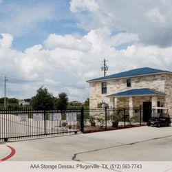 Photo Of Aaa Storage Dessau Pflugerville Tx United States