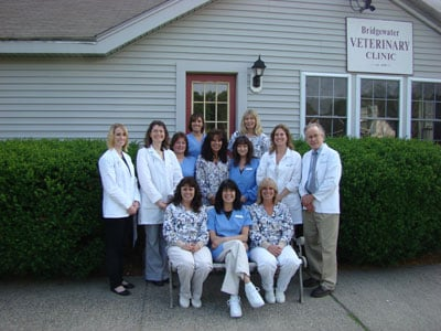 Bridgewater Veterinary Clinic: 481 Bedford St, Bridgewater, MA