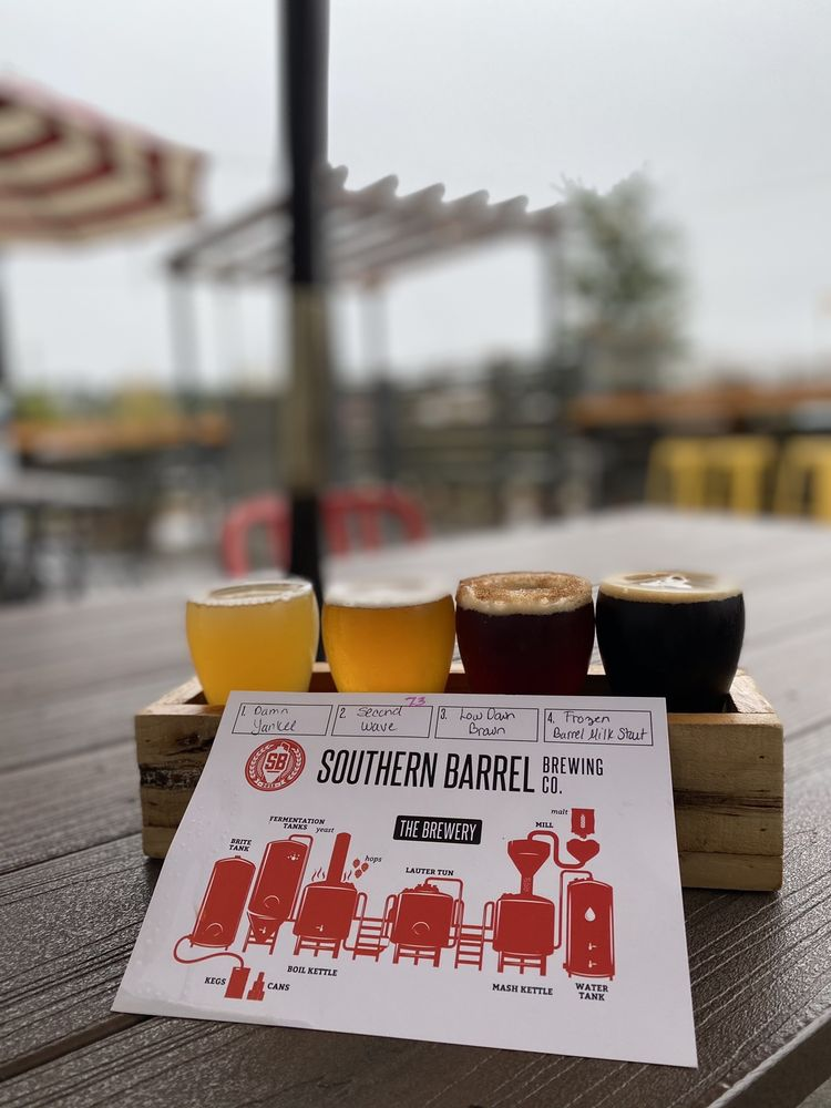 Southern Barrel Brewing: 375 Buckwalter Place Blvd, Bluffton, SC