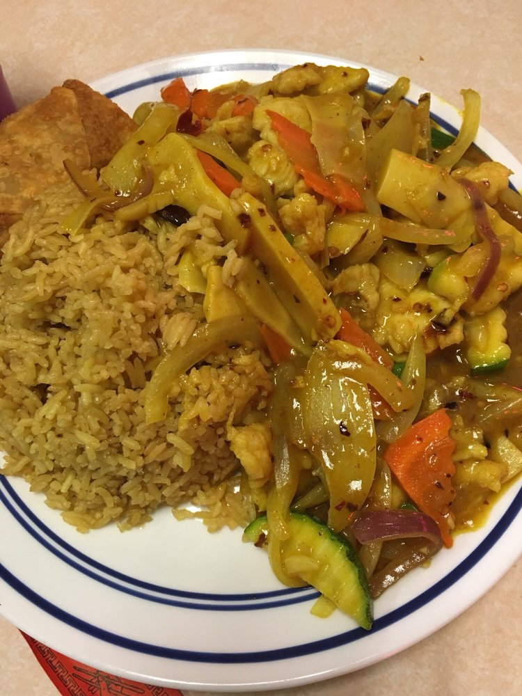 Empire Chinese Restaurant: 410 E Green St, Champaign, IL