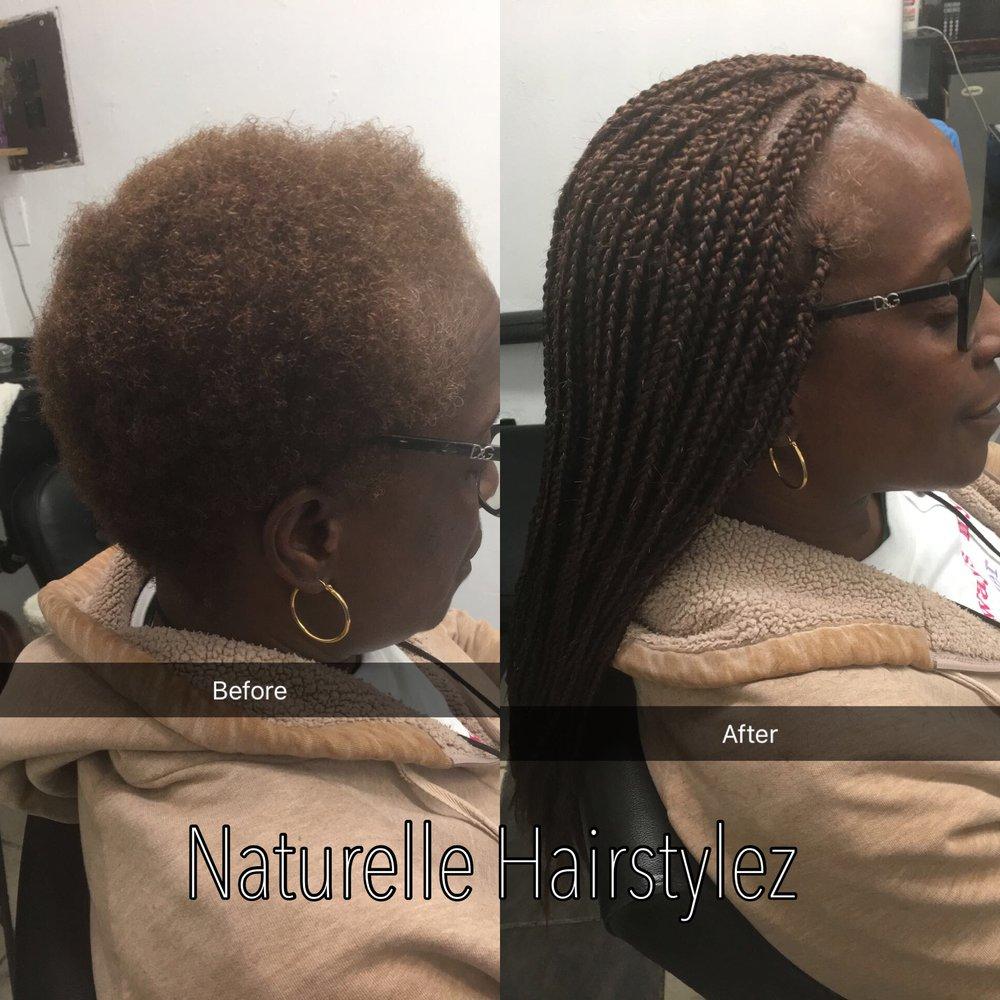 Box Braids On Short Hair Yelp