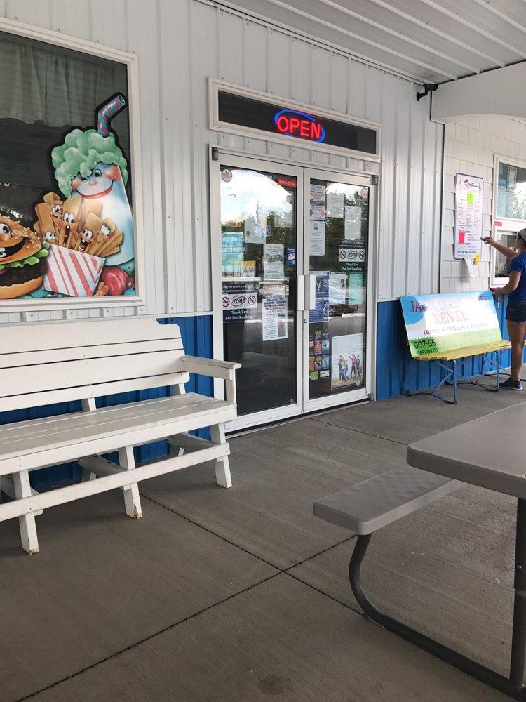 Super Cream Dairy Bar: 75 N West St, Homer, NY