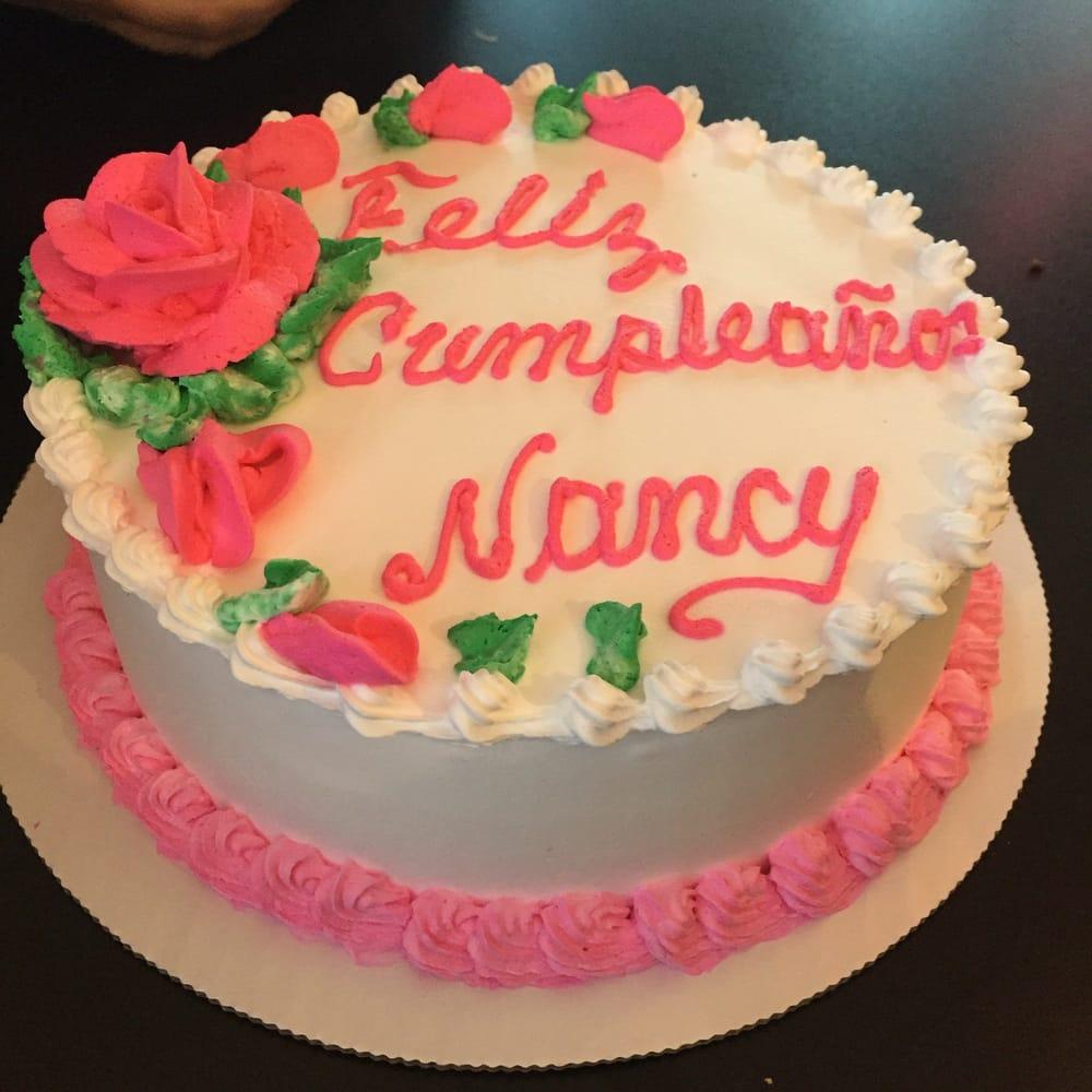 Tres leches birthday cake - Yelp