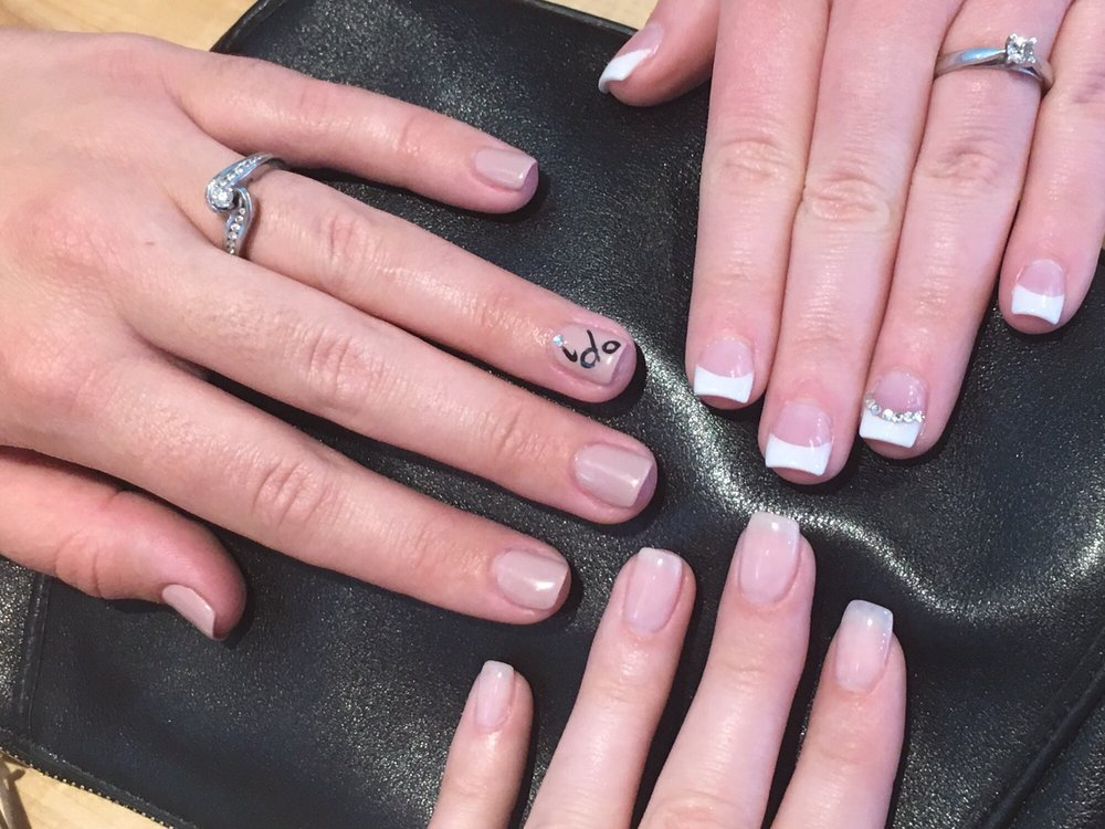 Photo Of Drips Nail Bar Glendale Az United States Bridal Party Nails