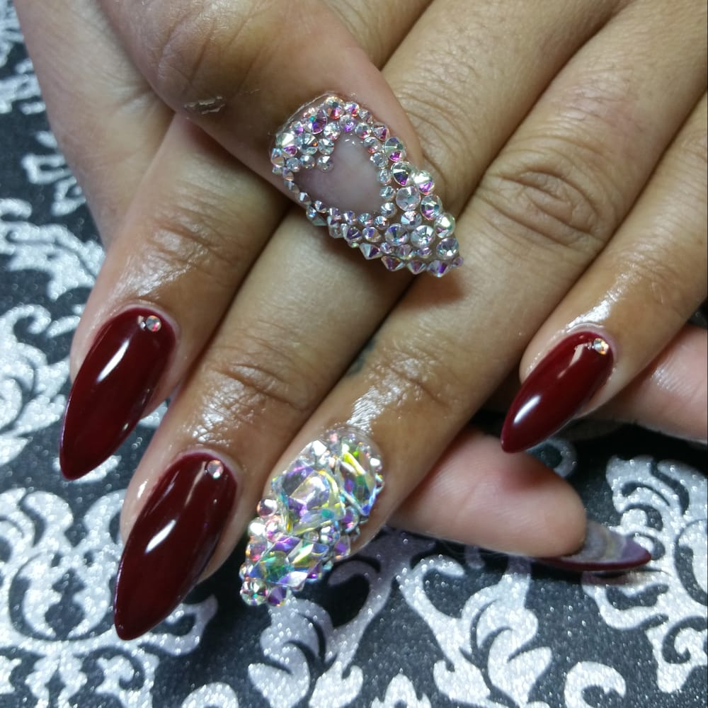 Photos for Designer Nails Salon - Yelp