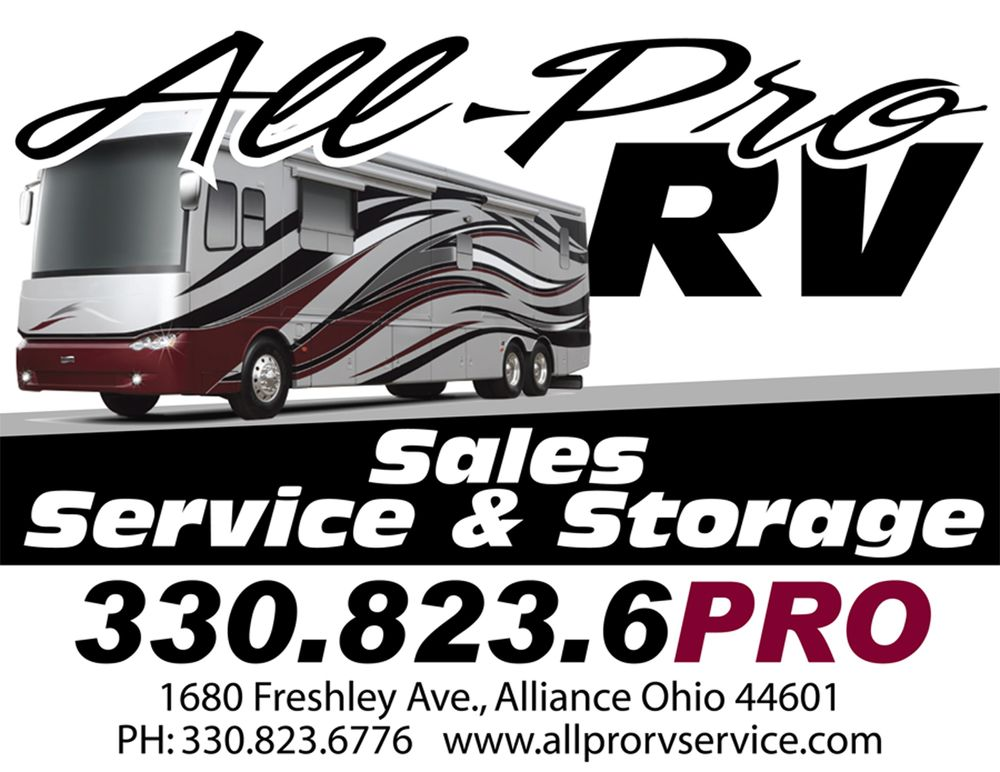 All-Pro RV: 1680 N Freshley Ave, Alliance, OH