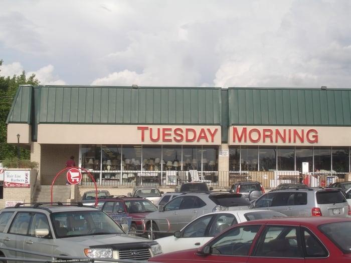 Tuesday Morning: 2890 S Colorado Blvd, Denver, CO