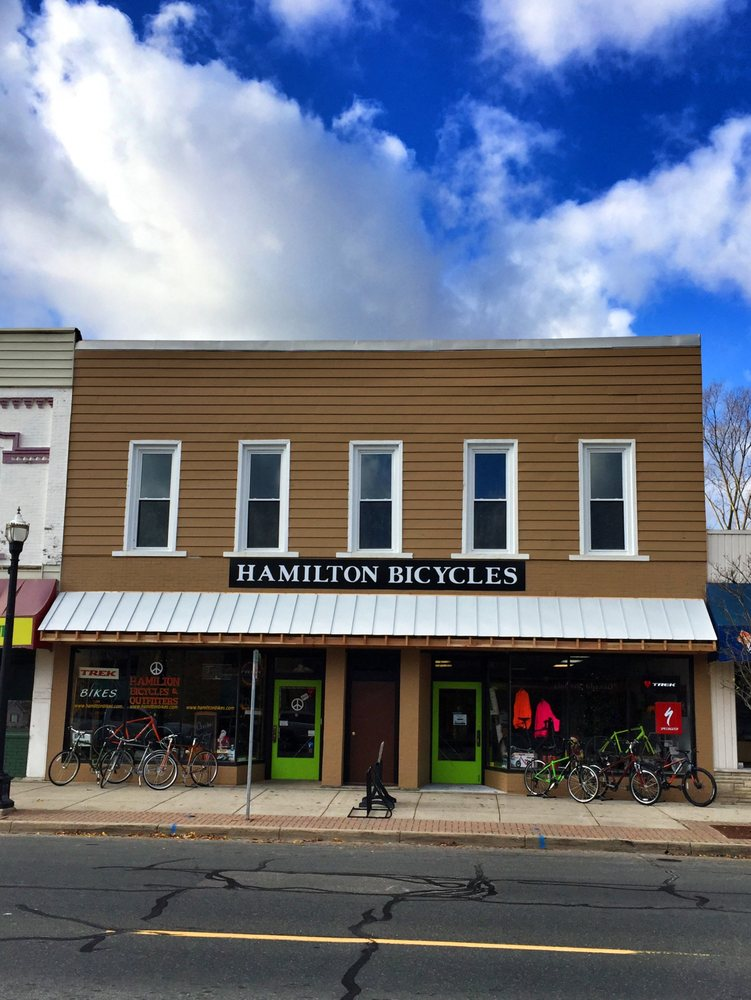 Hamilton Bicycles & Outfitters