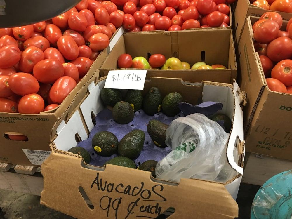 Tommy's Fresh Produce: 410 N Belcher Rd, Clearwater, FL
