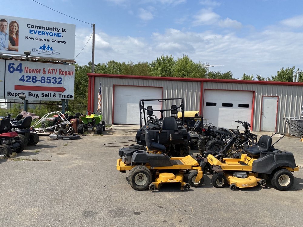 64 ATV & Mower Repair: Conway, AR