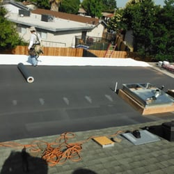 Charming Photo Of Northern California Roofing   Vacaville, CA, United States. Flat  Reroof Project