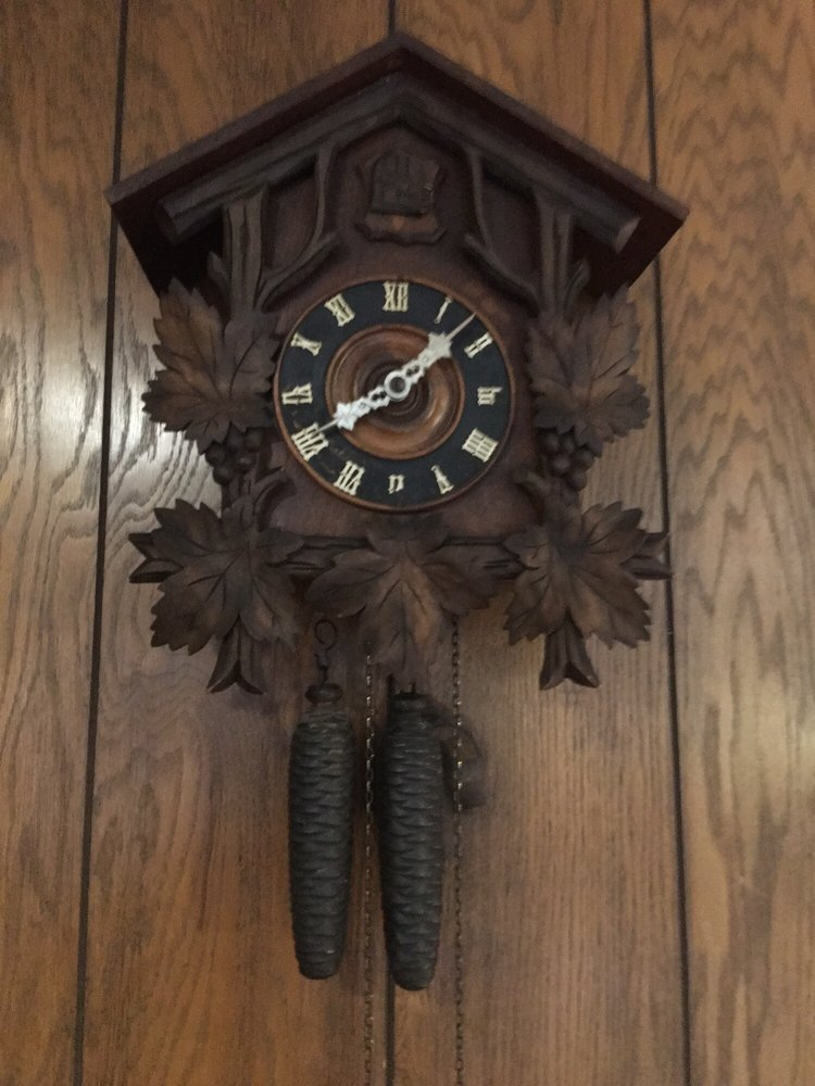 Nick's Clock Repair: 9120 Fry Rd, McKean, PA