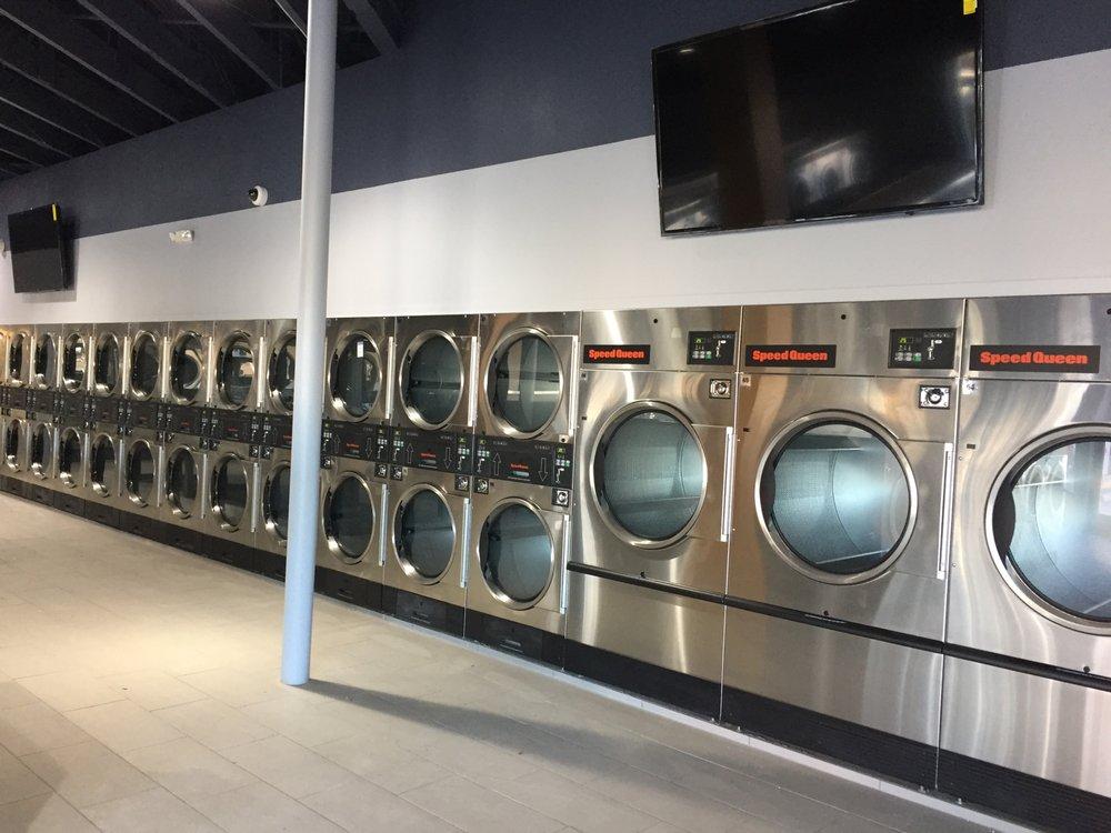Spin Cycle Laundry: 1439 N El Dorado St, Stockton, CA