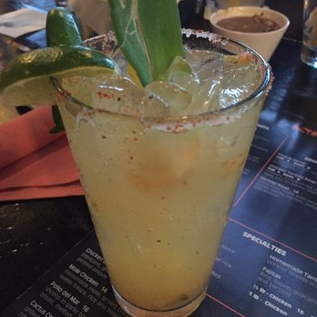 Photo Of Sotou0027s Kitchen   Missouri City, TX, United States. Margarita Made  With