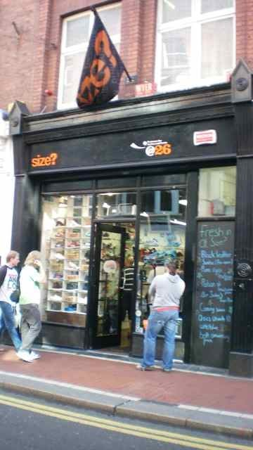 5abdf7fa78 Size? - Shoe Shops - 26 Wickow Street, South Inner City, Dublin - Phone  Number - Yelp
