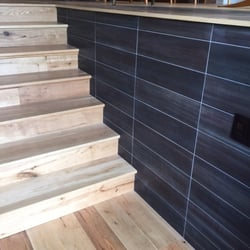 Photo Of SoCal Custom Flooring   Westminster, CA, United States. Hickory  Stairs With