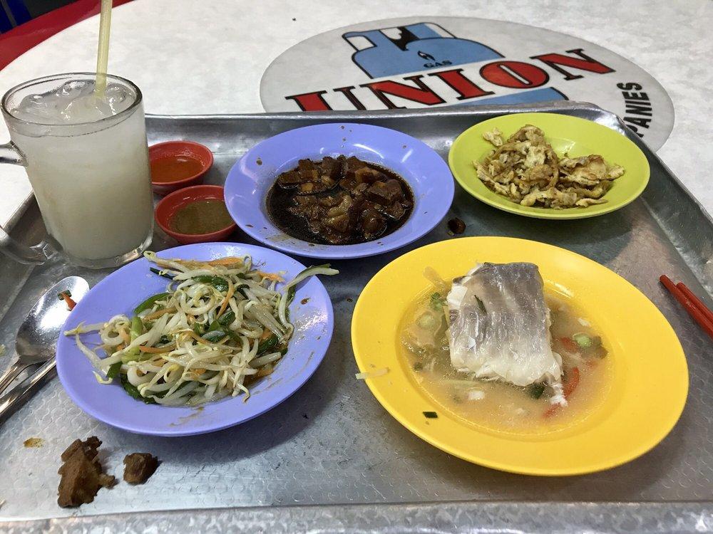 Teochew Porridge Singapore