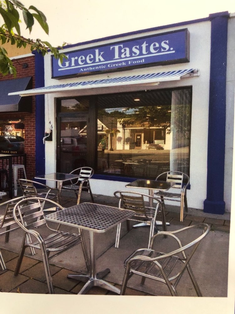 Greek Tastes: 46 Broadway, Rocky Point, NY