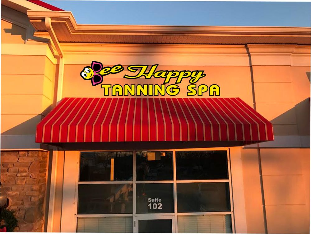 Bee Happy Tanning Spa: 110 South Piney Rd, Chester, MD