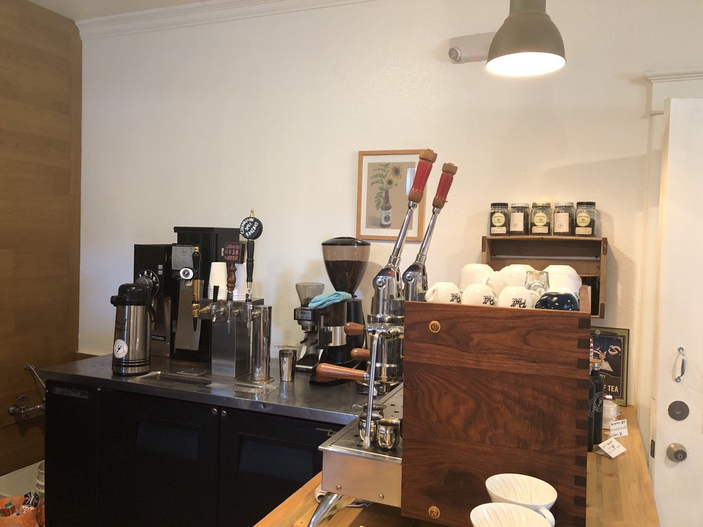 Social Spots from Morning Bell Coffee Roasters