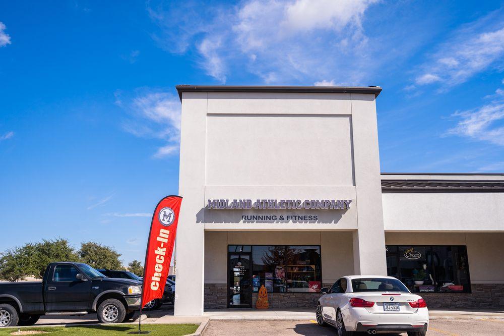 Midland Athletic Company: 3326 N Midkiff Rd, Midland, TX