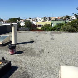 Great Photo Of S F Summit Roofing   San Francisco, CA, United States. Old Tar