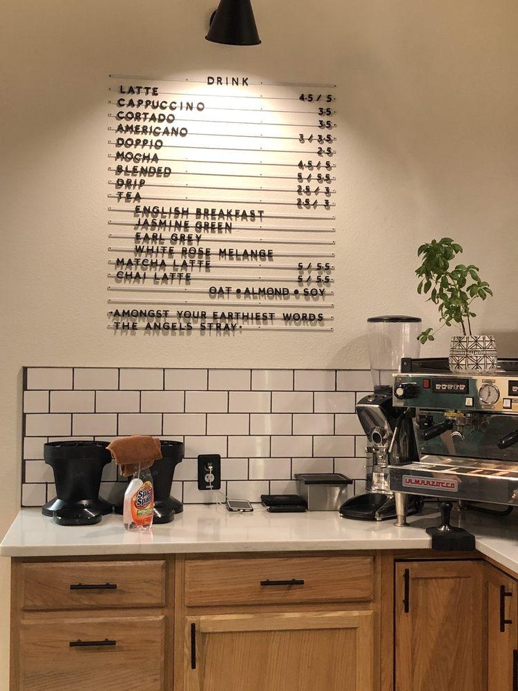 Americana Coffee & Espresso Bar: 816 Main St, Schertz, TX