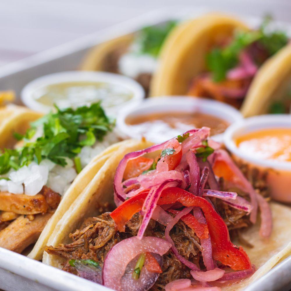 Tacos Patron: 7800 Windrose Ave, Plano, TX