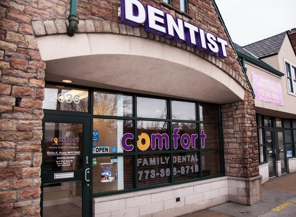 Comfort Family Dental: 2036 W 95th St, Chicago, IL