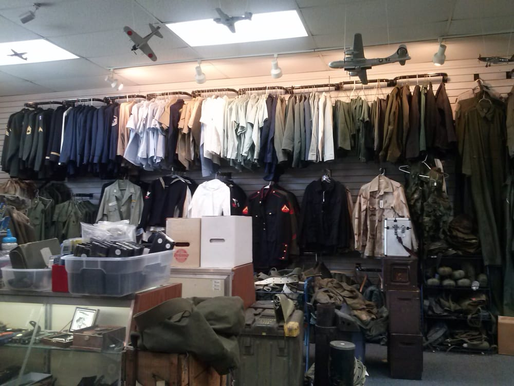 Alamo Military Collectables