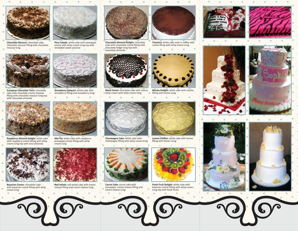 Cake Filling Flavours Recipes